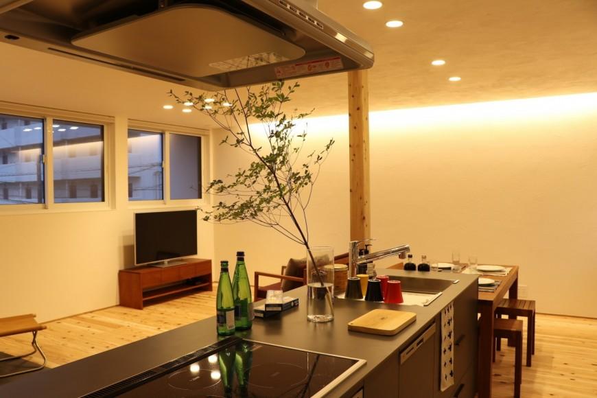 浜砂住建のモデルハウス 宮崎市清武町にて体感型モデルハウス「珍しい2階リビングの無垢の家」の見学会【随時予約受付中】